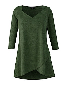 Grace Made in Britain knit tunic