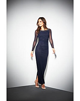 Gina Bacconi Corinne Maxi Dress