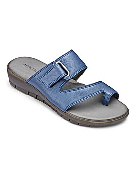 Aerosoles Leather Sandals D Fit