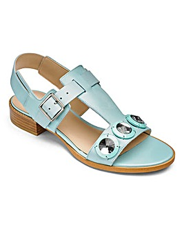 Clarks Bliss Melody Sandals D Fit