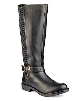 Heavenly Soles Knee High Boots E Curvy