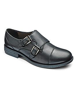 Heavenly Soles Monk Shoes E Fit