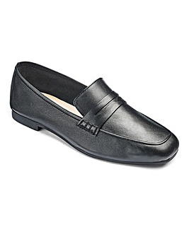 Heavenly Soles Slip On Shoes EEE Fit