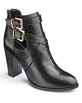 Sole Diva Ankle Boots E Fit