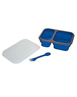 Yellowstone Large Folding Lunch Box