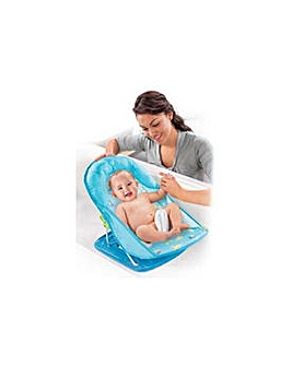 Summer Infant Deluxe Blue Bather.