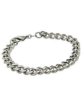 Small Flat Curb Bracelet