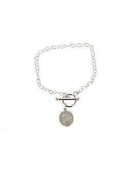 Silver Special Nan Bracelet