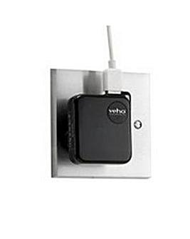 Veho Mains USB Charger for Apple/USB