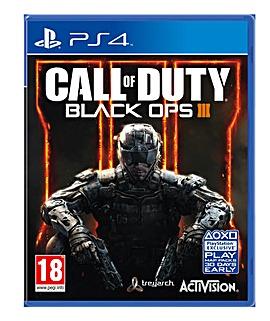 Call of Duty Black Ops III 3 PS4
