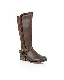 LOTUS GALILEA HIGH LEG BOOTS