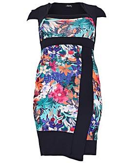 Feverfish Print Dress