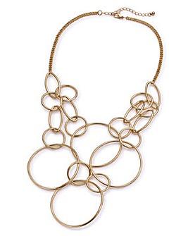 Circle Link Collar