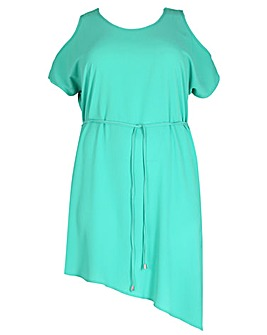 emily Cold Shoulder Dress