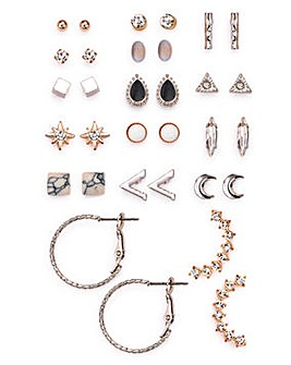 Stud Earrings Set