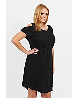 Koko Cold Shoulder Dress