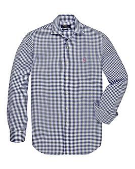 Polo Ralph Lauren Tall Twill Check Shirt