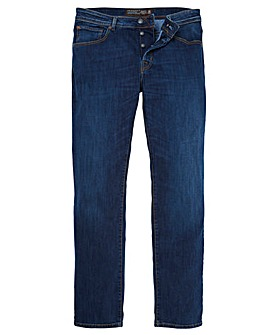 Hackett Vintage Wash Stretch Jeans