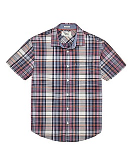 ORIGINAL PENGUIN MIGHTY CHECK SS SHIRT