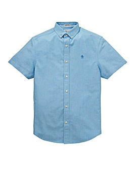 ORIGINAL PENGUIN STRAIGHT OXFORD SHIRT R