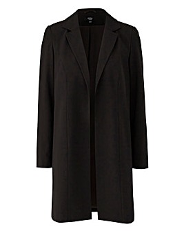 JOANNA HOPE Tailored Duster Jacket