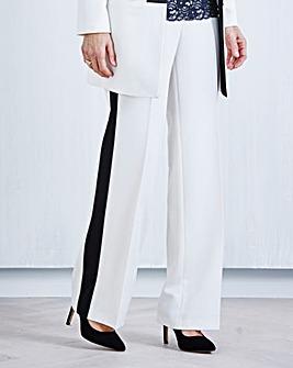 JOANNA HOPE Straight-Leg Trousers