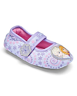 Disney Frozen Ballerina Slippers
