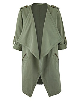 Waterfall Utility Jacket