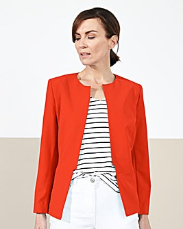 Stepped-Edge Tailored Jacket