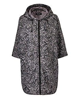 Print Cocoon Festival Jacket