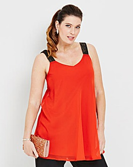 JOANNA HOPE Swing Blouse