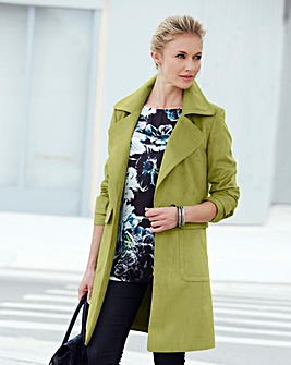 JOANNA HOPE Trench Coat