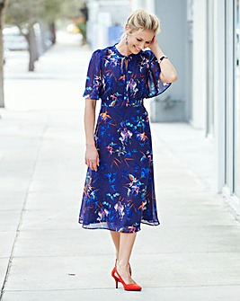 JOANNA HOPE Print Dress