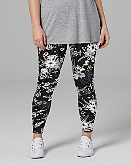 Floral Printed Legging