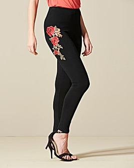 Applique Leggings Regular