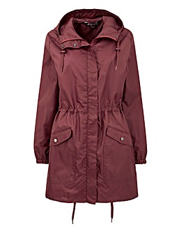 Plain Pac A Parka Lightweight Jacket