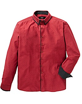 Black Label Jacquard Shirt Regular