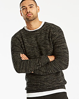 Label J Twist Texture Knit Regular