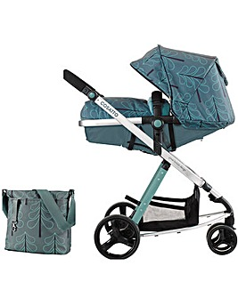 Cosatto Woop Travel System - Fjord