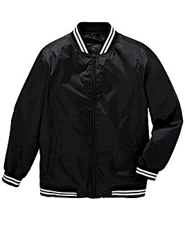 Label J Lightweight Bomber Jacket Long