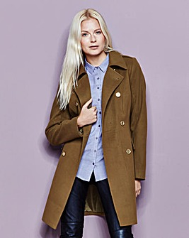 Trench Coat 34in