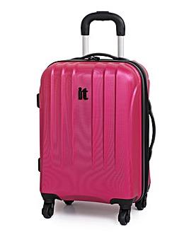 It Luggage 4-Wheel Expander Cabin Case