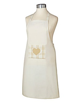 Country Hearts 100% Cotton Apron