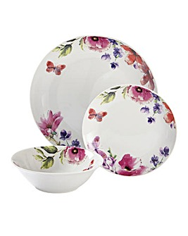 Botanical 12-Piece Dinner Set