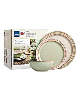 Denby Heritage Orchard 12pc Boxed Set