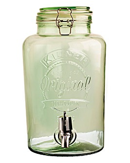 Kilner 5 Litre Dispenser Green