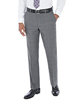 Scott & Taylor Grey Check Trousers