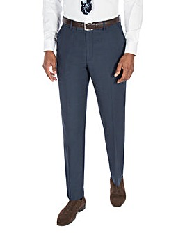 Scott & Taylor Blue Check Trousers