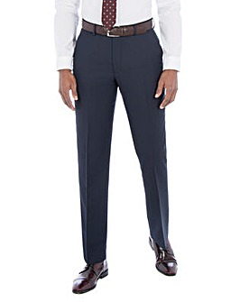 Pierre Cardin Blue Semi Plain Trousers