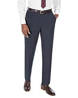 Scott & Taylor Blue Micro Trousers